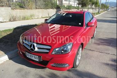 Foto venta Auto usado Mercedes Benz Clase C 180 (2014) color Rojo precio $13.500.000