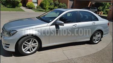 Foto venta Auto usado Mercedes Benz Clase C 180 (2013) color Plata precio $10.250.000