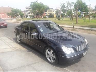 Foto venta Auto usado Mercedes Benz Clase C  200 Automatico (2003) color Azul precio u$s8,900