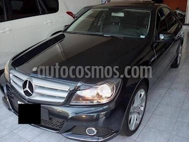 Foto venta Auto Usado Mercedes Benz Clase C 200 Cgi Blueefficiency (2012) color Negro precio $490.000