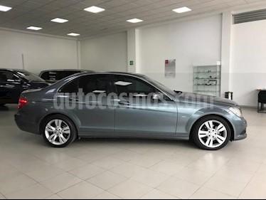 Foto venta Auto Usado Mercedes Benz Clase C 200 CGI Exclusive Aut (2012) color Gris precio $199,000
