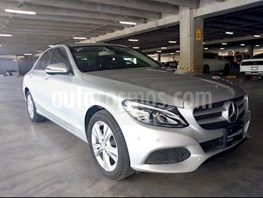 Foto venta Auto Seminuevo Mercedes Benz Clase C 200 CGI Exclusive Aut (2017) color Plata precio $410,000