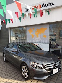 Foto venta Auto Seminuevo Mercedes Benz Clase C 200 CGI Exclusive Plus Aut (2018) color Gris precio $495,000