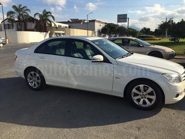 Foto venta Auto usado Mercedes Benz Clase C 200 CGI Exclusive (2010) color Blanco precio $189,000