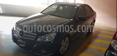 Foto venta Auto Seminuevo Mercedes Benz Clase C 200 CGI Exclusive (2012) color Negro precio $205,000