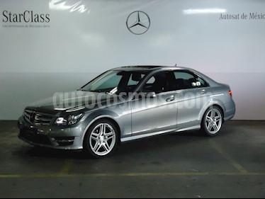 Foto venta Auto Seminuevo Mercedes Benz Clase C 200 CGI Sport Aut (2013) color Plata precio $319,000