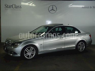 Foto venta Auto Seminuevo Mercedes Benz Clase C 200 CGI Sport Aut (2012) color Plata precio $249,000