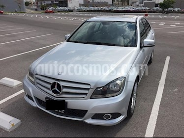 Foto venta Auto usado Mercedes Benz Clase C 200 CGI Sport Aut (2012) color Plata precio $240,000