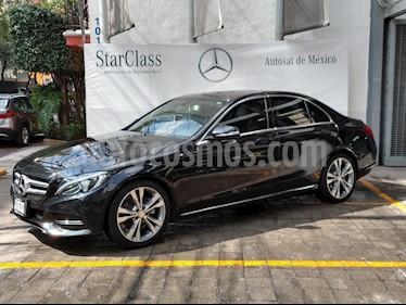 Foto venta Auto Seminuevo Mercedes Benz Clase C 200 CGI Sport Plus Aut (2015) color Negro precio $335,000