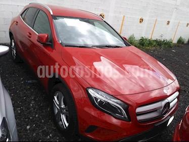 Foto venta Auto Seminuevo Mercedes Benz Clase C 200 CGI Sport (2016) color Rojo Jupiter precio $389,900