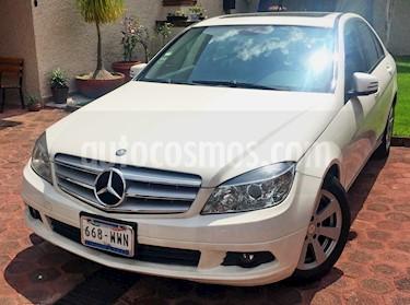 Foto venta Auto Seminuevo Mercedes Benz Clase C 200 K Special Edition Aut (2010) color Blanco precio $180,000