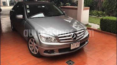 Foto venta Auto Seminuevo Mercedes Benz Clase C 200 Kompressor Classic Aut (2010) color Acero precio $175,000