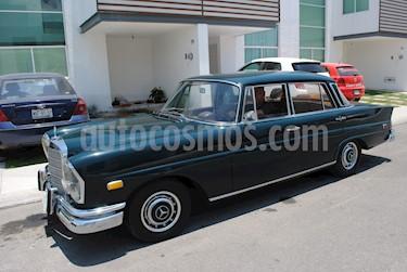 Foto venta Auto usado Mercedes Benz Clase C 220 Classic (1965) color Verde precio $350,000