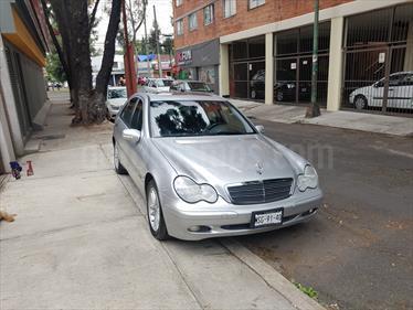 Foto venta Auto Seminuevo Mercedes Benz Clase C 230 K Classic Aut (2004) color Plata precio $110,000