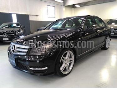 Foto venta Auto Usado Mercedes Benz Clase C 250 CGI Sport Aut (2014) color Negro precio $325,000