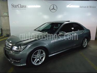 Foto venta Auto Seminuevo Mercedes Benz Clase C 250 CGI Sport Aut (2012) color Plata precio $289,000