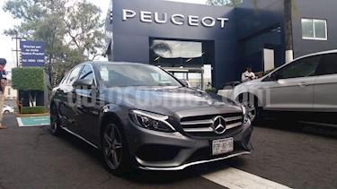 Foto venta Auto Seminuevo Mercedes Benz Clase C 250 CGI Sport Aut (2017) color Gris precio $559,900