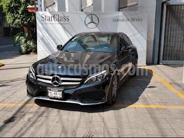 Foto venta Auto Seminuevo Mercedes Benz Clase C 250 CGI Sport Aut (2015) color Negro precio $525,000