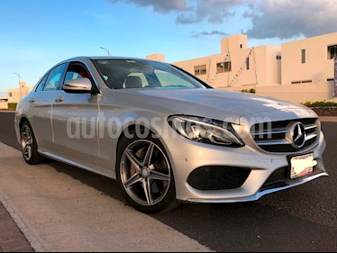 Foto venta Auto Seminuevo Mercedes Benz Clase C 250 CGI Sport Aut (2017) color Plata precio $551,000