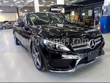 Foto venta Auto Seminuevo Mercedes Benz Clase C 250 CGI Sport Aut (2018) color Negro precio $610,000