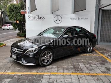 Foto venta Auto Seminuevo Mercedes Benz Clase C 250 CGI Sport Aut (2017) color Negro precio $565,000