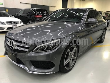 Foto venta Auto Seminuevo Mercedes Benz Clase C 250 CGI Sport Aut (2018) color Gris