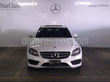 Foto venta Auto Seminuevo Mercedes Benz Clase C 250 CGI Sport (2016) color Blanco precio $549,000