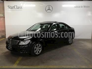 Foto venta Auto Seminuevo Mercedes Benz Clase C 280 Classic (2009) color Negro precio $195,000