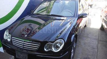 Foto venta Auto Seminuevo Mercedes Benz Clase C 280 Elegance Aut (2007) color Negro Diamante precio $132,000