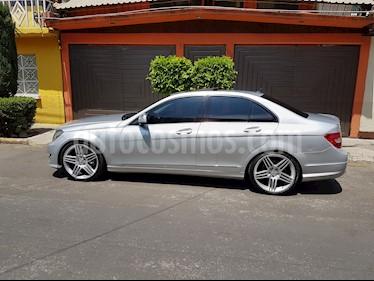 Foto venta Auto Usado Mercedes Benz Clase C 280 Elegance V6 Aut (2009) color Plata precio $145,000