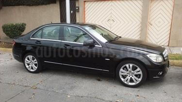 Foto venta Auto Seminuevo Mercedes Benz Clase C 280 Sport (2009) color Negro precio $195,000