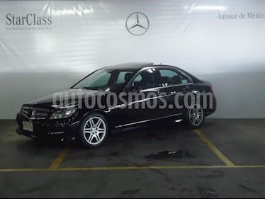Foto venta Auto Seminuevo Mercedes Benz Clase C 300 Sport (2011) color Negro precio $239,000