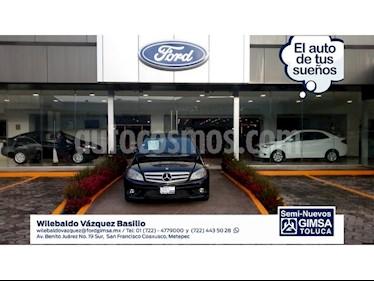Foto venta Auto Usado Mercedes Benz Clase C 300 Sport (2010) color Negro precio $180,000