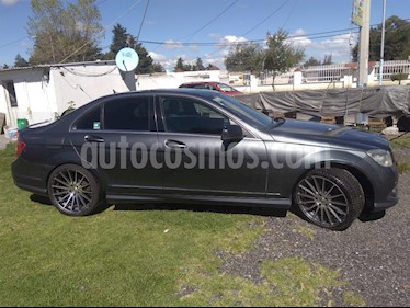 Foto venta Auto Seminuevo Mercedes Benz Clase C 300 Sport (2010) color Gris precio $229,000
