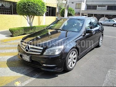 Foto venta Auto Seminuevo Mercedes Benz Clase C 300 Sport (2011) color Negro Obsidiana precio $209,900