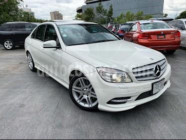 Foto venta Auto Seminuevo Mercedes Benz Clase C 300 Sport (2011) color Blanco precio $219,000
