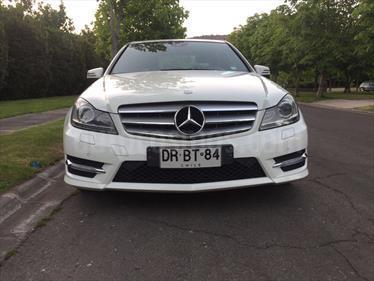 Foto venta Auto Usado Mercedes Benz Clase C 350 CGI Avantgarde Sport  (2014) color Blanco precio $12.490.000