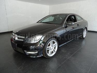 Foto venta Auto Seminuevo Mercedes Benz Clase C 350 CGI Coupe Aut (2014) color Negro precio $410,000