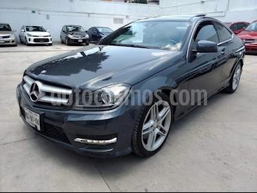 Foto venta Auto Usado Mercedes Benz Clase C 350 CGI Coupe Aut (2014) color Gris precio $420,000