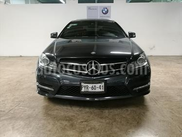 Foto Mercedes Benz Clase C 350 CGI Coupe