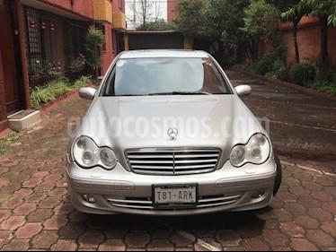 Foto venta Auto Seminuevo Mercedes Benz Clase C 350 Elegance Aut (2007) color Plata Paladio precio $119,000