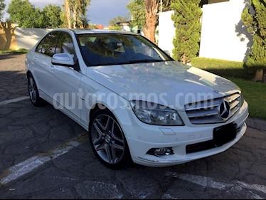 Foto venta Auto Seminuevo Mercedes Benz Clase C 350 Elegance (2009) color Blanco precio $195,000