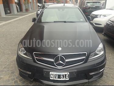Foto venta Auto usado Mercedes Benz Clase C 63 AMG Coupe (2014) color Negro precio u$s89.500