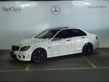 Foto venta Auto Seminuevo Mercedes Benz Clase C 63 AMG (2010) color Blanco precio $419,000