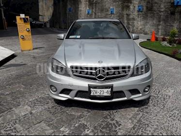 Foto venta Auto Seminuevo Mercedes Benz Clase C 63 AMG (2011) color Plata precio $395,000