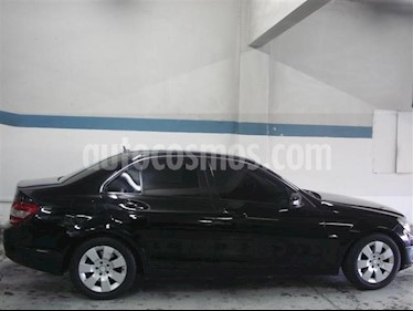 Foto venta Auto Usado Mercedes Benz Clase C C200 CGI Blue Efficiency 1.8L Aut (2010) color Negro precio $420.000