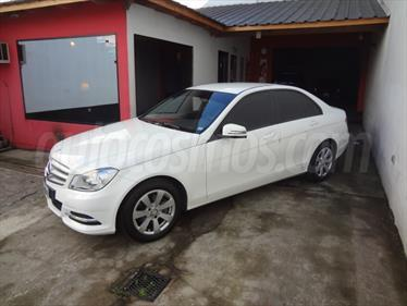 Mercedes Benz Clase C C200 CGI Blue Efficiency 1.8L City 2013