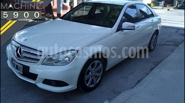 Foto venta Auto Usado Mercedes Benz Clase C C200 CGI Blue Efficiency 1.8L City (2012) color Blanco precio $660.000