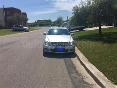 Foto venta Auto usado Mercedes Benz Clase C C200 K Avantgarde Aut (2009) color Gris Tenorita precio $450.000