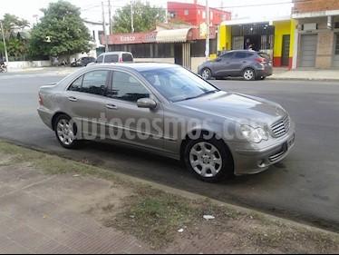 Foto venta Auto Usado Mercedes Benz Clase C C200 K Elegance Aut (2005) color Beige precio $315.000